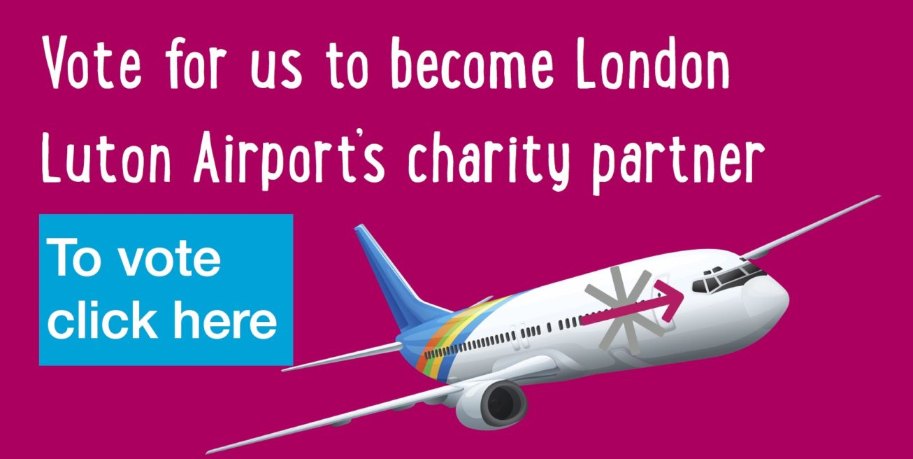 Vote for Level Trust to become London Luton Airport's charity partner