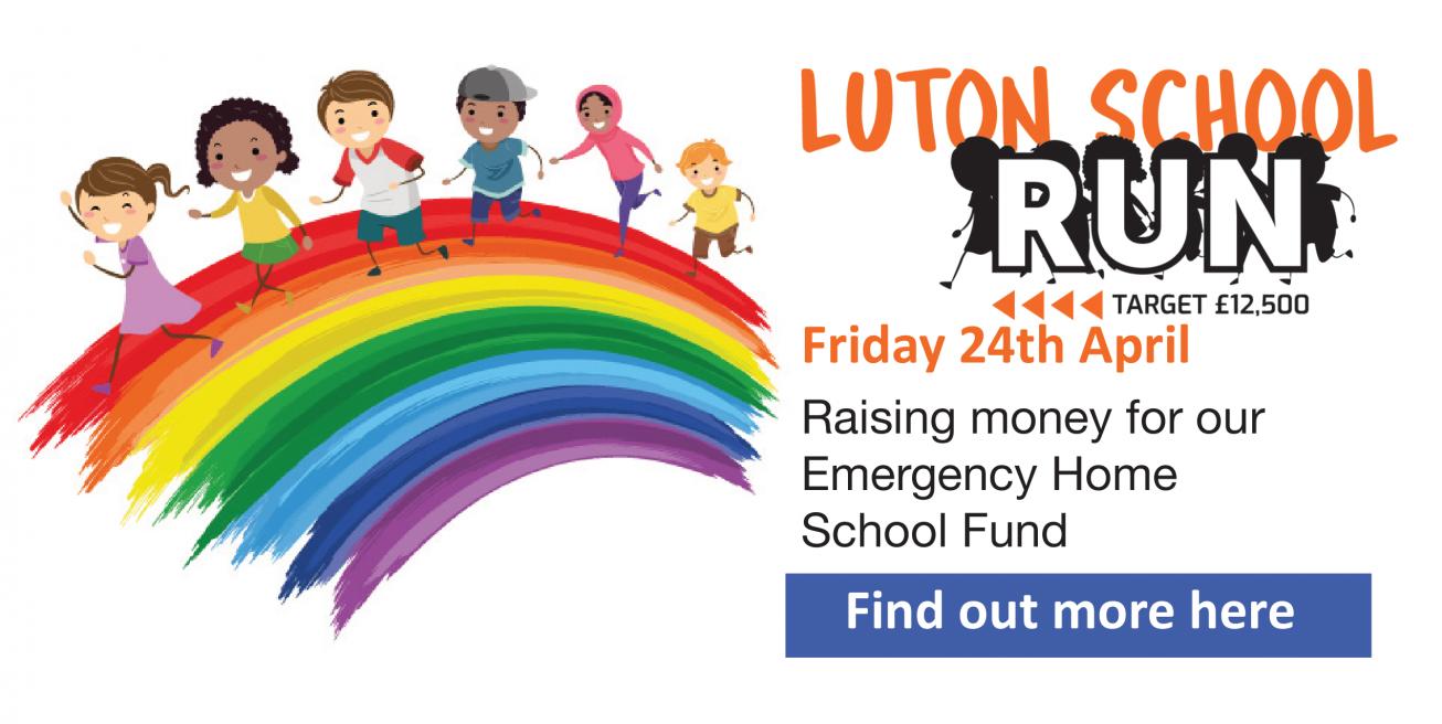 #LutonSchoolRun