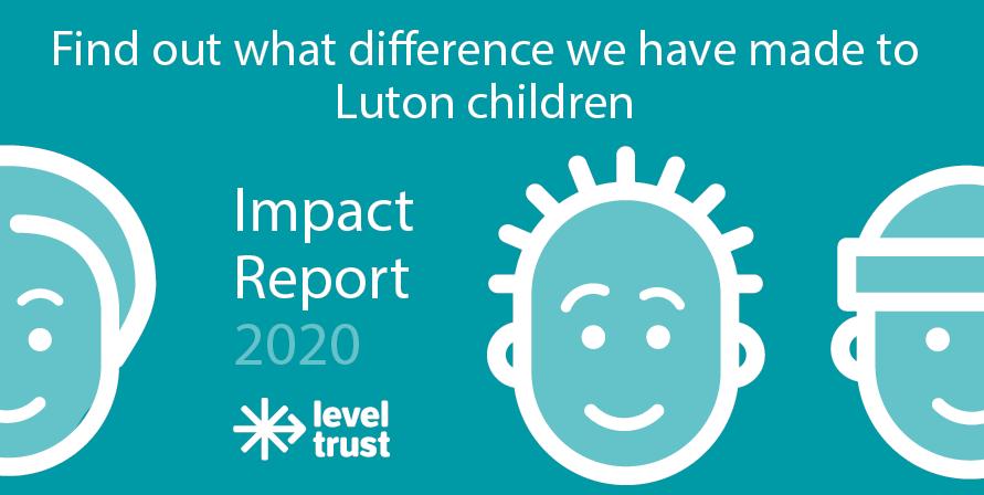 Impact report banner